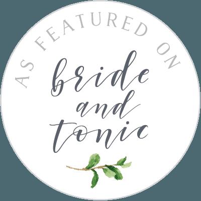 Bride & Tonic